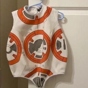 2t/3t Star Wars costume BB-8
